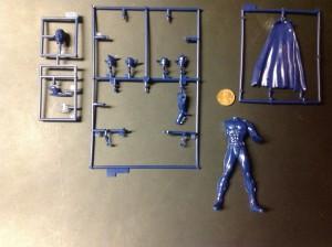 Robin kit parts